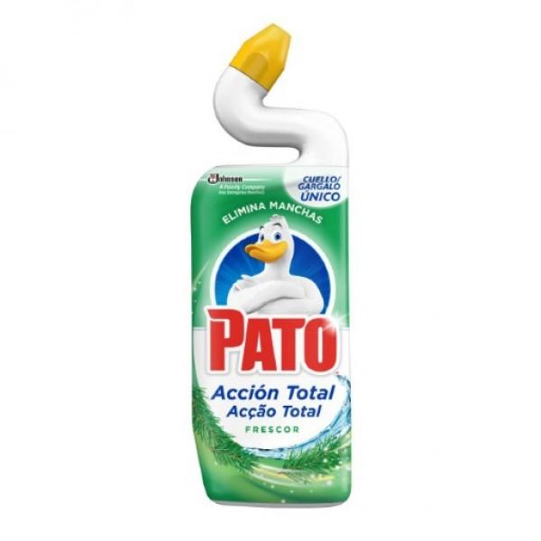 Pato accion total frescor limpia inodoros 750 ml