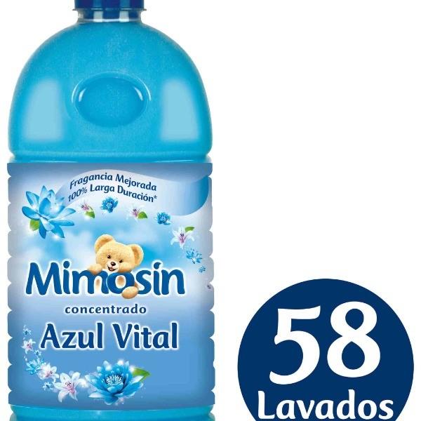 MIMOSIN Suavizante Azul Vital 58 dosis