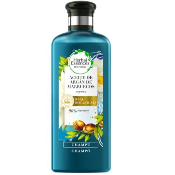 Herbal Essences champú Aceite de Argán de Marruecos 250 ml
